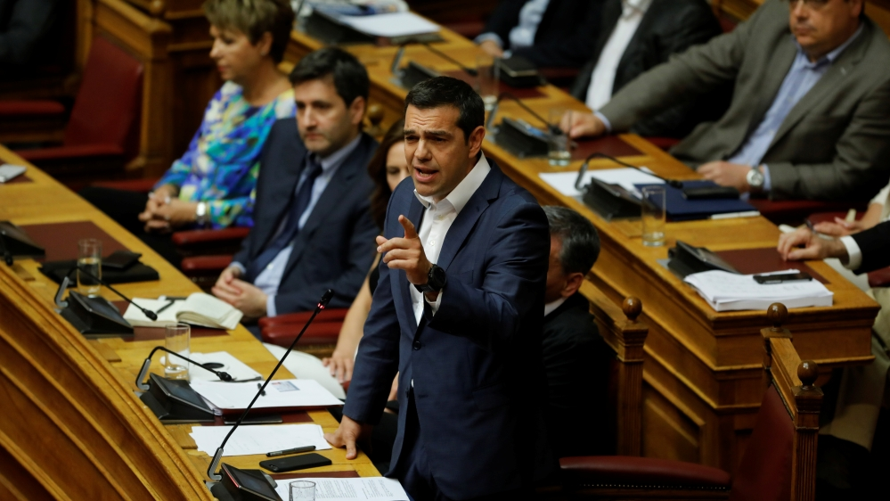 Greeks kick off protests against Macedonia deal