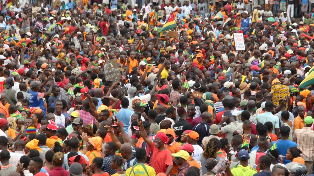Togo announces referendum, legislative election dates