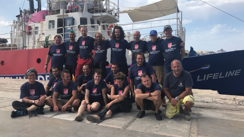 Italy closes ports for two more Mediterranean rescue ships thumbnail