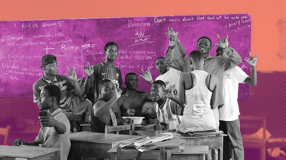 In Ghana, the deaf live in isolation thumbnail
