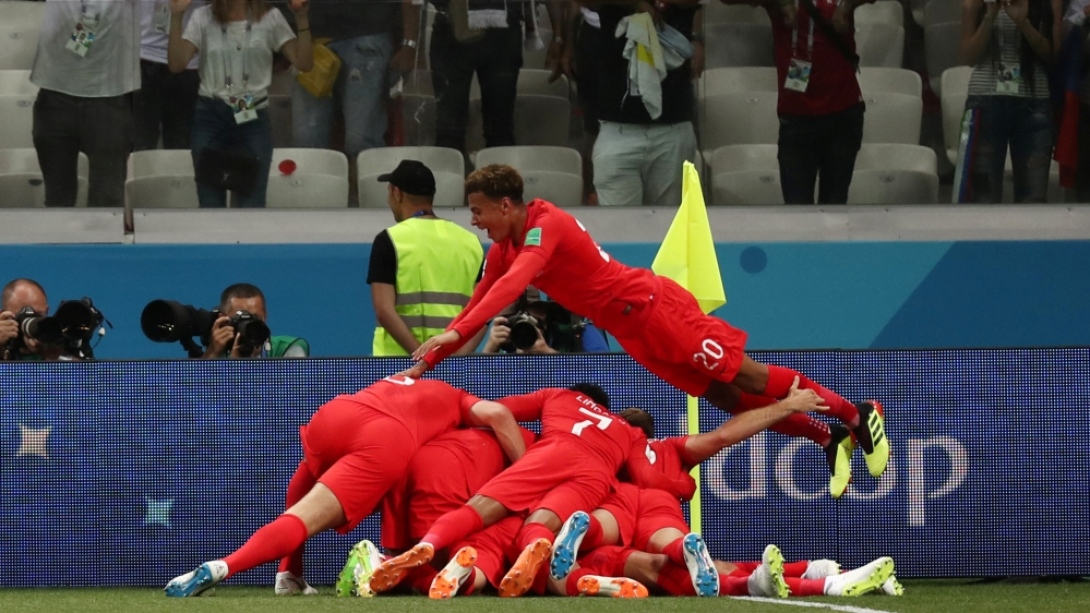 World Cup 2018: England beat Tunisia, Belgium thrash Panama