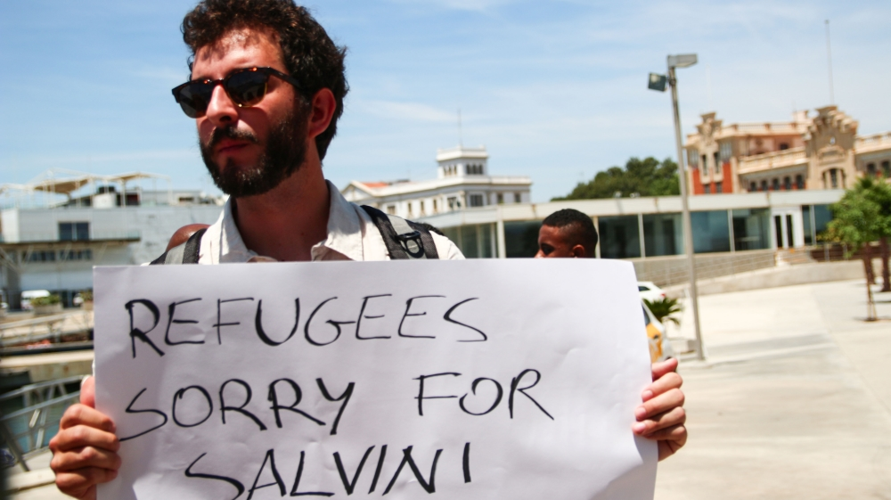 What next for refugees after the Aquarius fallout?