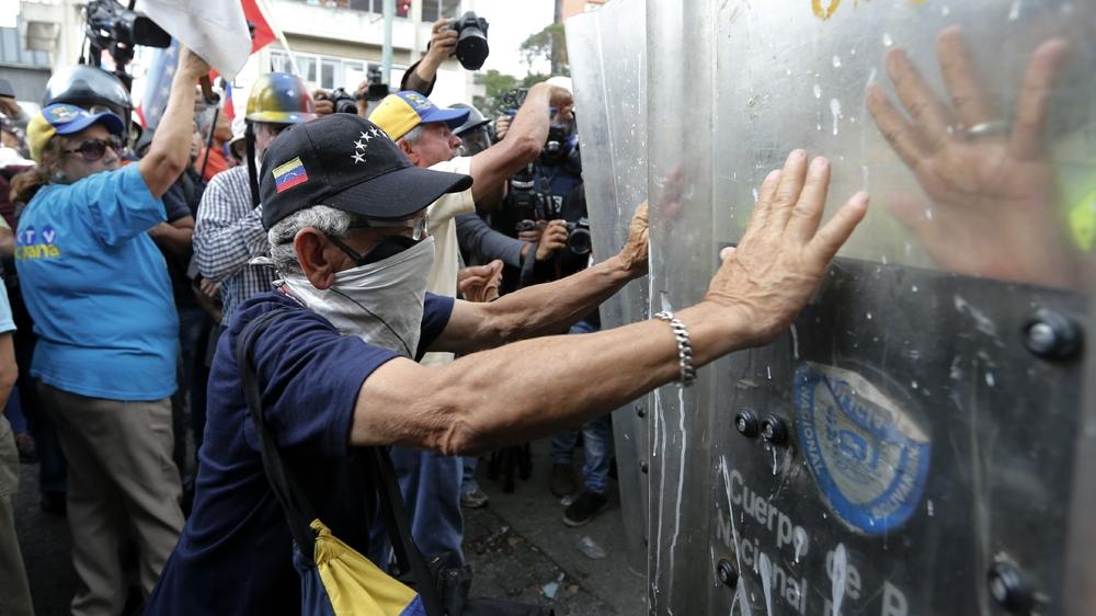 UN: Rule of law 'virtually absent' in Venezuela