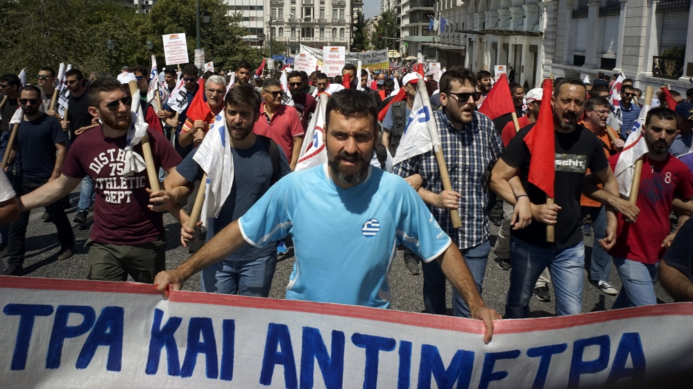 Greek debt activist who urged tax disobedience is jailed