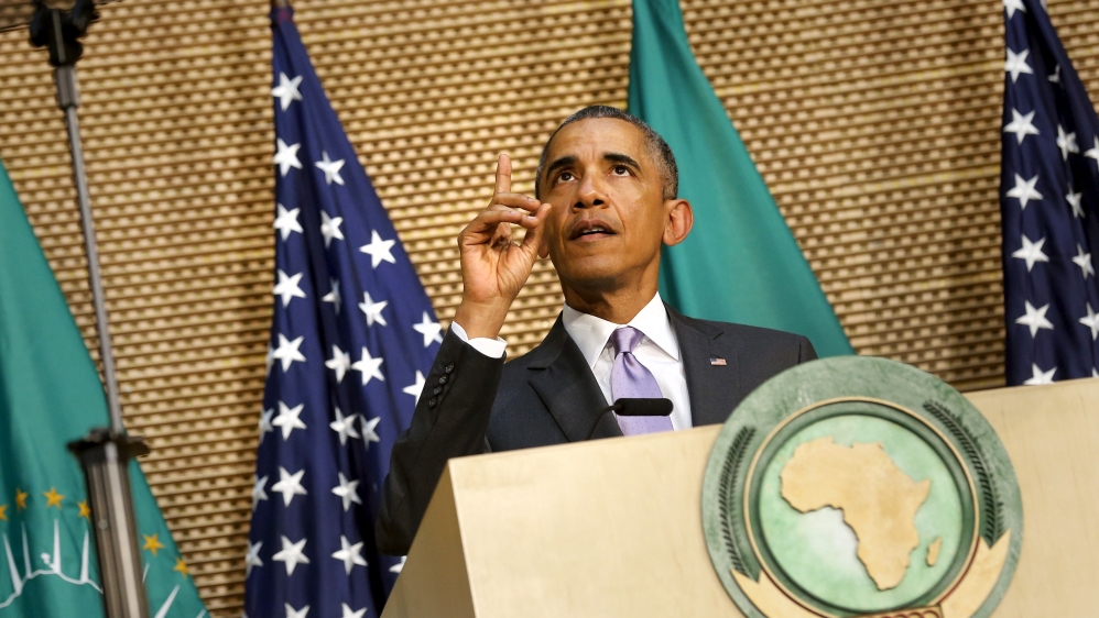 Activists Urge Nelson Mandela Foundation To Withdraw Obama Invite