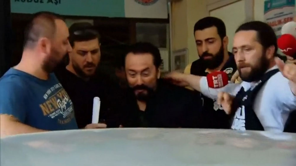 Turkish police launch raids to detain Islamic figure, followers