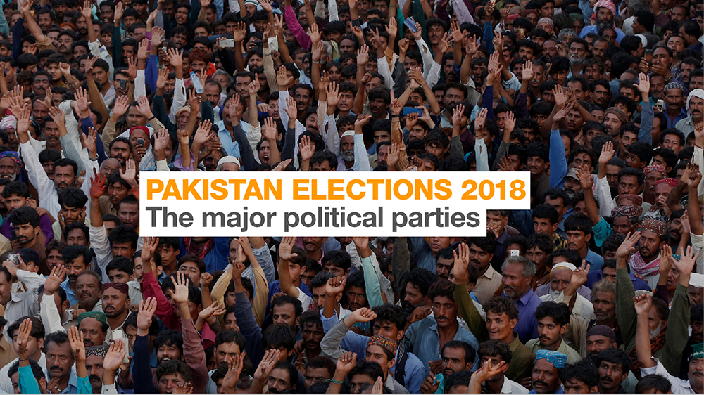 Pakistan elections 2018: The major political parties