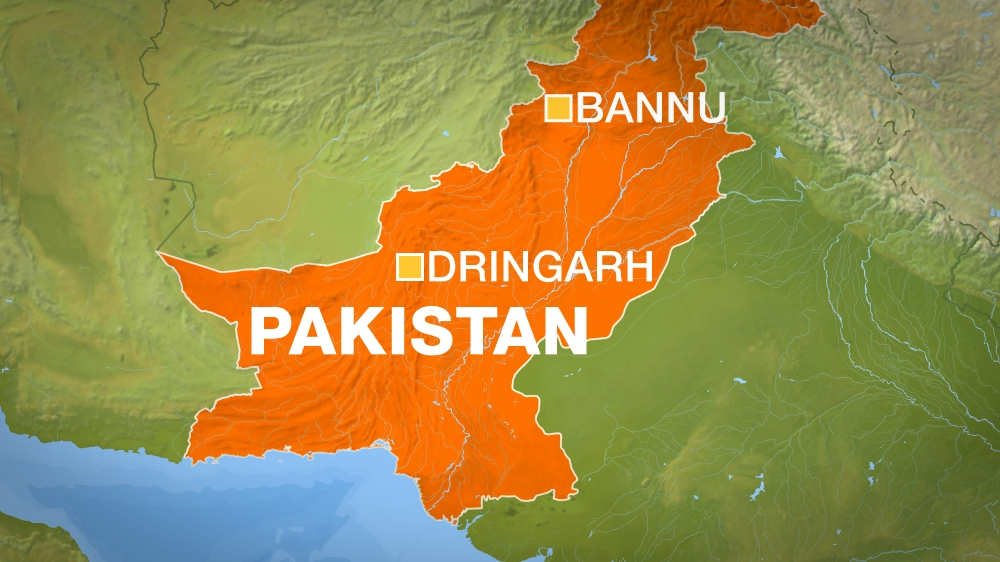 Bomb Blast Kills 10 At Election Rally In Pakistan