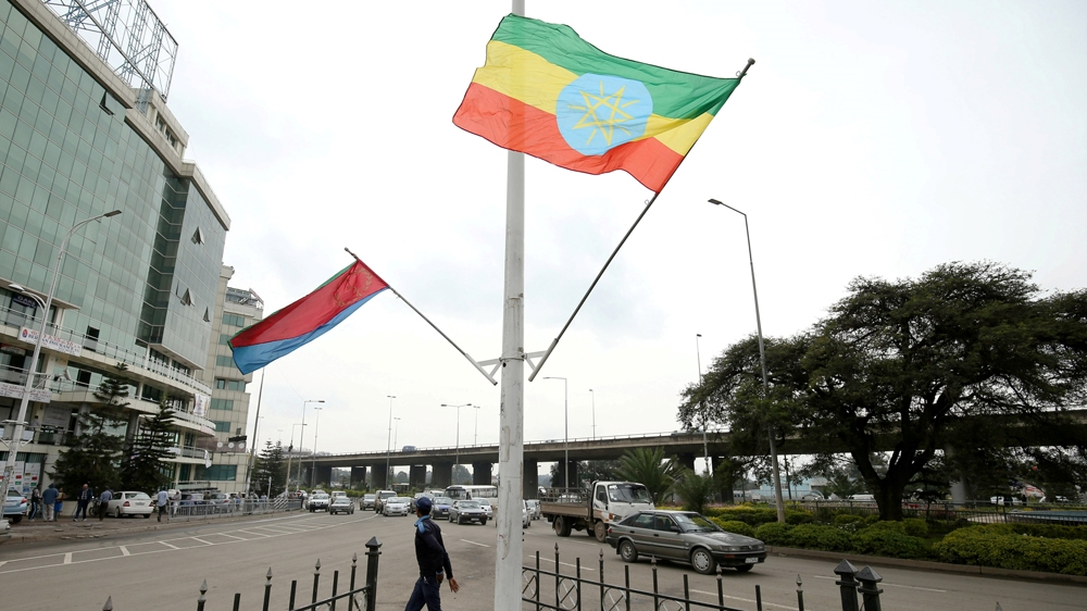 Eritrean president in historic Ethiopia visit