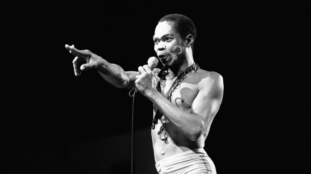 How Fela Kuti came to be celebrated by those he sang against