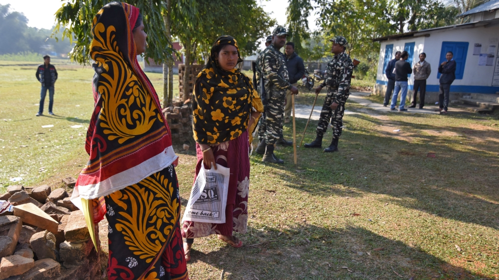 Assam: Some four million left out of final India NRC draft