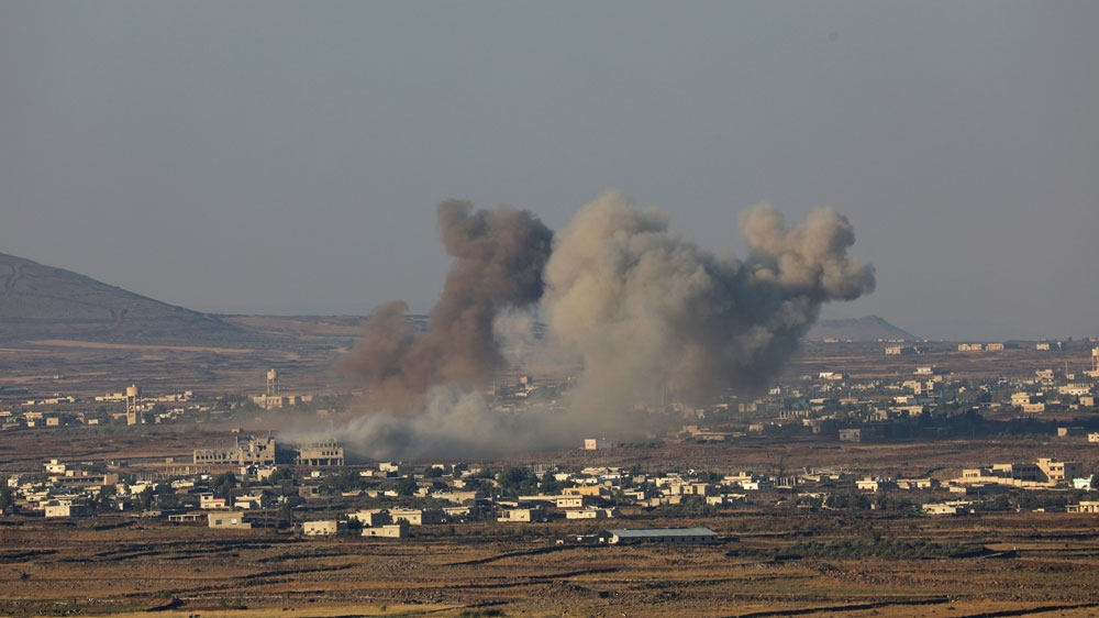 Syrian rebels reach agreement with government...