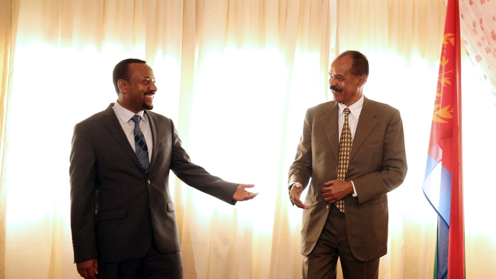 Eritrea appoints first ambassador to Ethiopia in 20 years