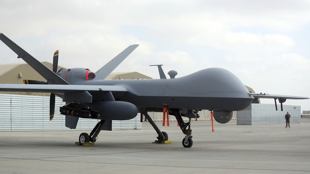 US confirms deployment of armed drones in Niger