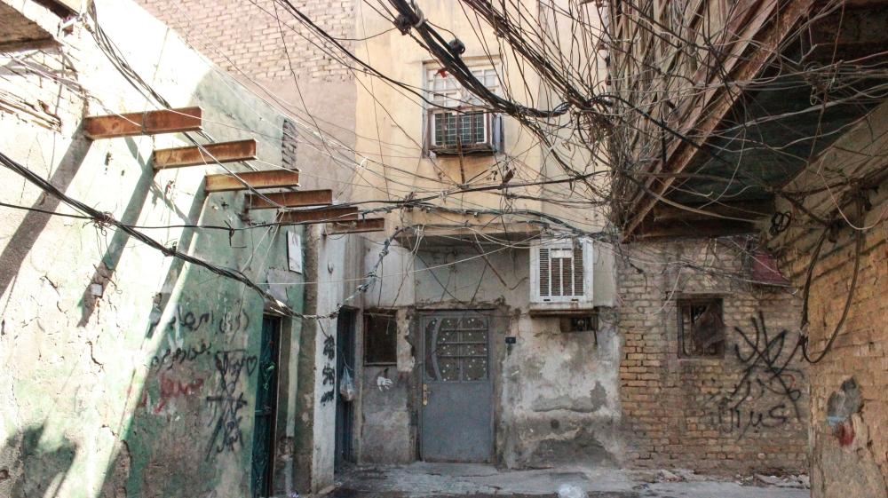Electricity cuts across Iraq make life unbearable in summer heat