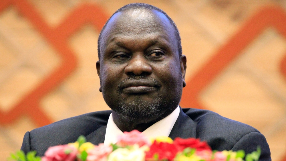 South Sudan Rebel Leader Machar Refused To Sign Peace Deal South