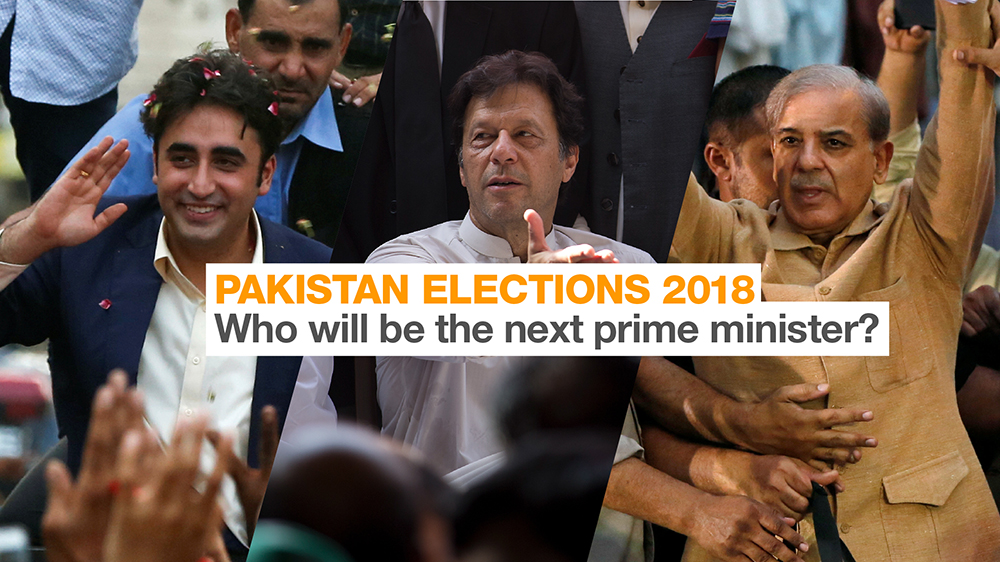 Pakistan elections 2018: Who will be the next prime minister?