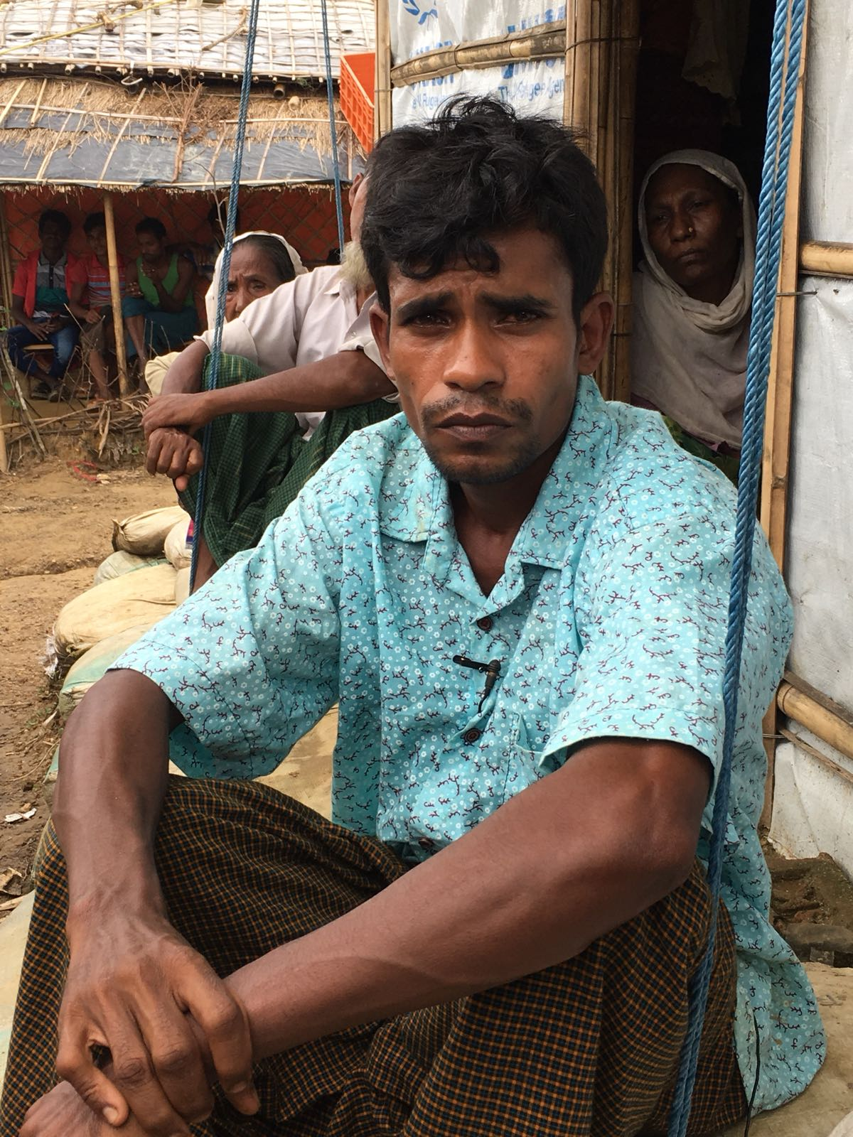 We want peace': A Rohingya family's 40 years of suffering