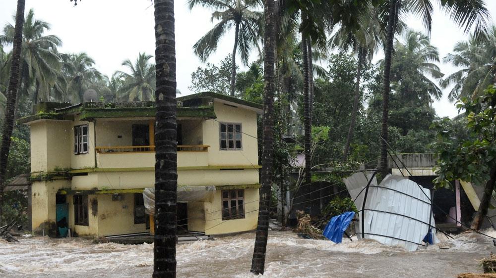 India: Monsoon floods, landslides kill dozens in Kerala state | News