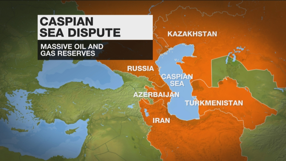 Five-nation deal paves way for tapping Caspian riches | Russia News ...