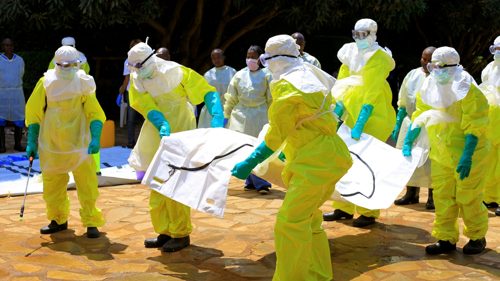 Ebola could spread to Uganda, Rwanda, WHO warns