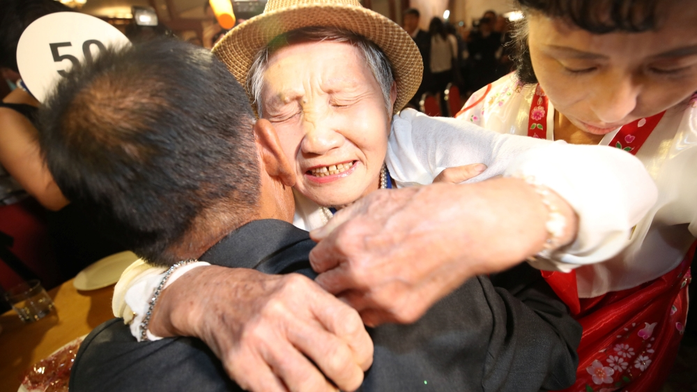 Separated by war, Korean families meet after decades apart | South Korea News
