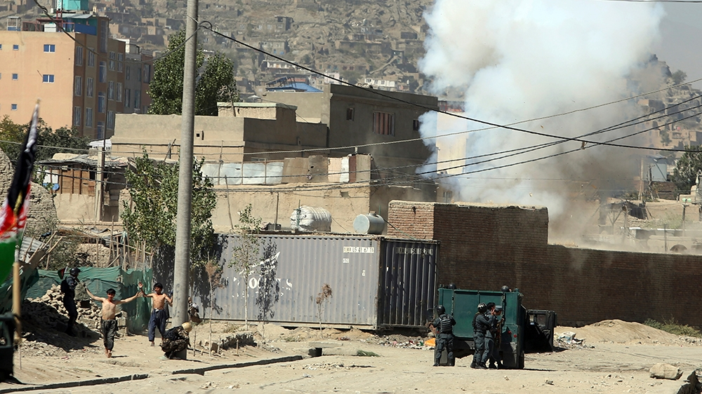 Afghanistan: Rockets hit near Kabul presidential palace | ISIS/ISIL News