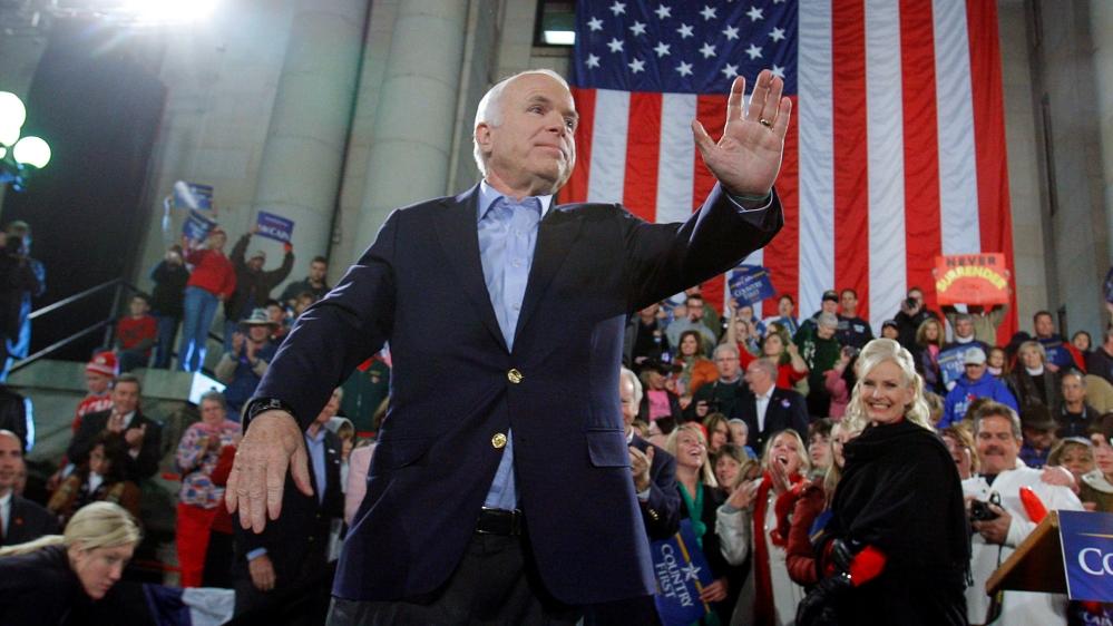 Sen. John McCain Remembered as Principled Leader
