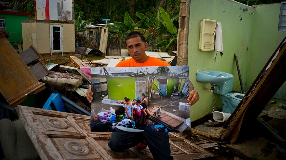 Hurricane Maria caused nearly 3,000 deaths in Puerto Rico, new study estimates