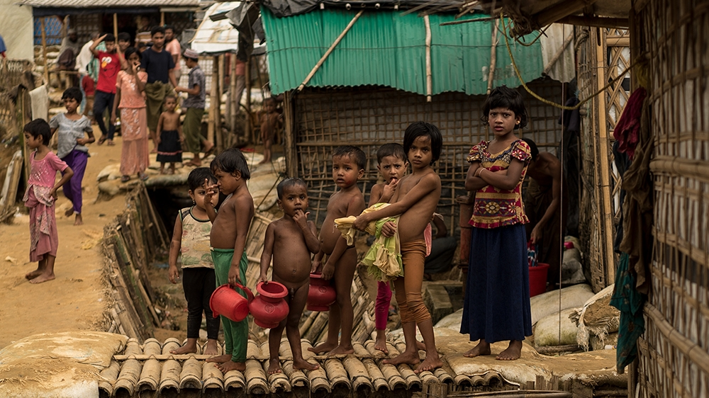 HRW: Rohingya must be moved to safer areas in Cox's Bazar thumbnail