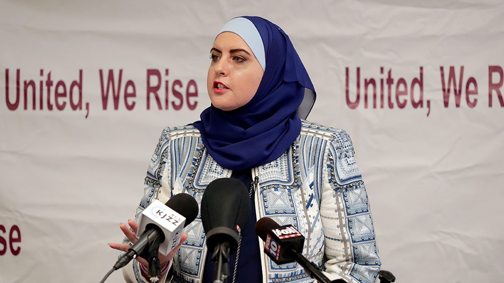 More than 90 Muslims including Deedra Abboud have entered races for public office on the local state and national levels