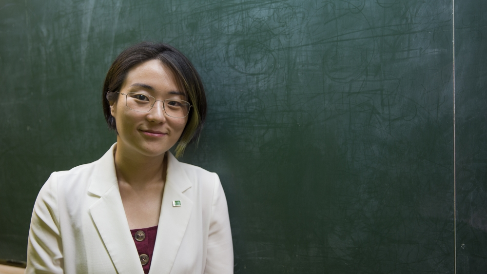 Shin Ji-ye and her aim to challenge sexism in Korean politics