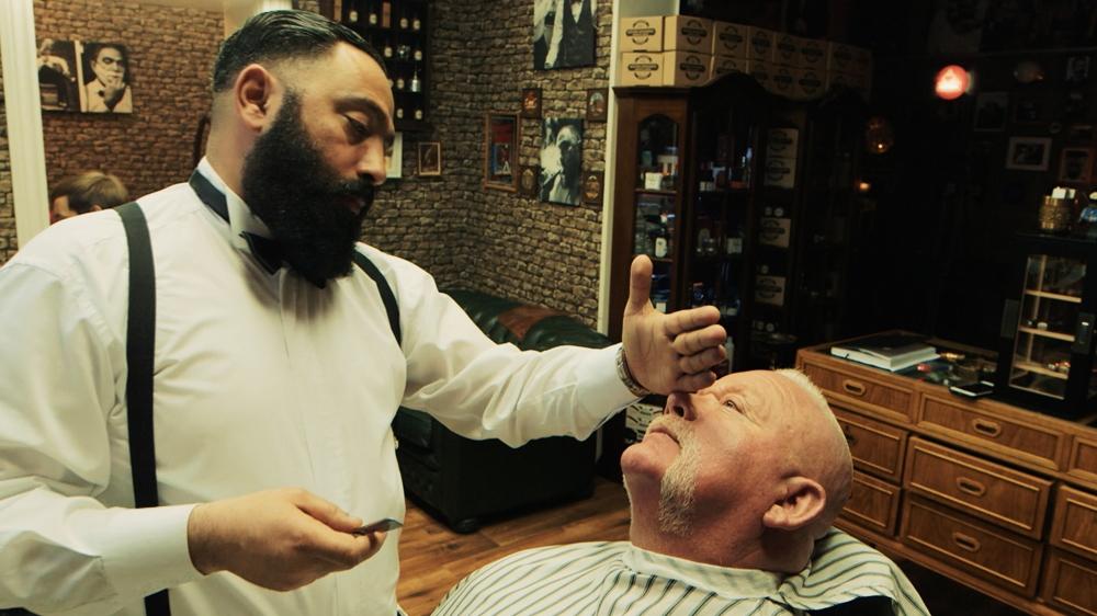 The Master Barber of Berlin | Germany | Al Jazeera