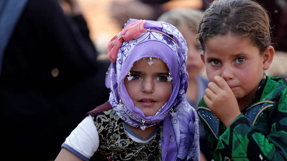 UN: Syria faces 'unprecedented' levels of internal displacement thumbnail