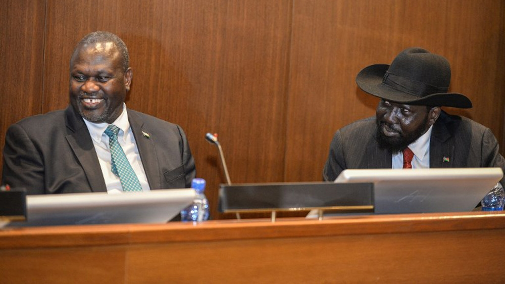South Sudan President Signs Peace Deal With Rebel Leader News Al