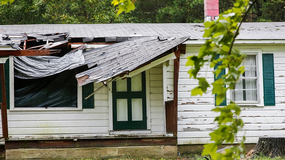 Hurricane Florence makes landfall in North Carolina   News