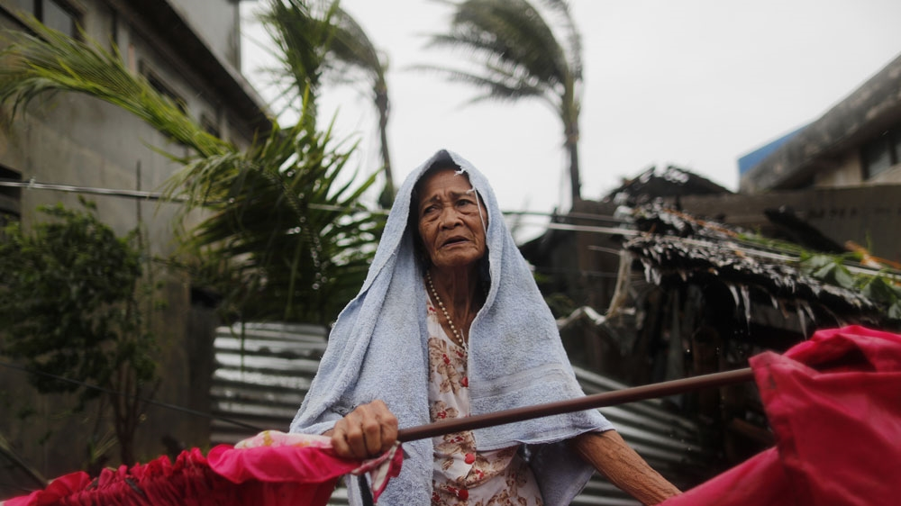 Dozens Missing in Philippines After Landslide Triggered by Mangkhut