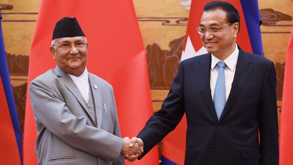 Nepal Gets Access To China Ports Analysts Say Its A Huge Deal