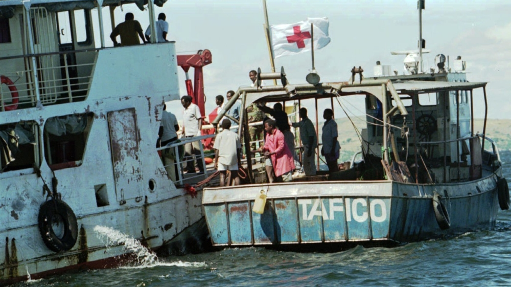 86 dead after passenger ferry sinks on Lake Victoria