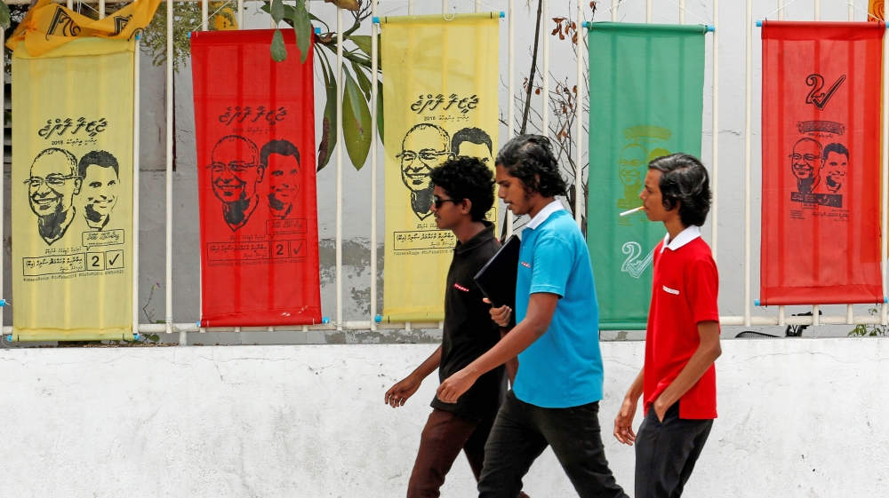 The Maldives: The rise and fall of a Muslim democr...