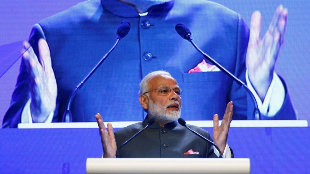 India's Modi launches 'world's largest' health insurance scheme
