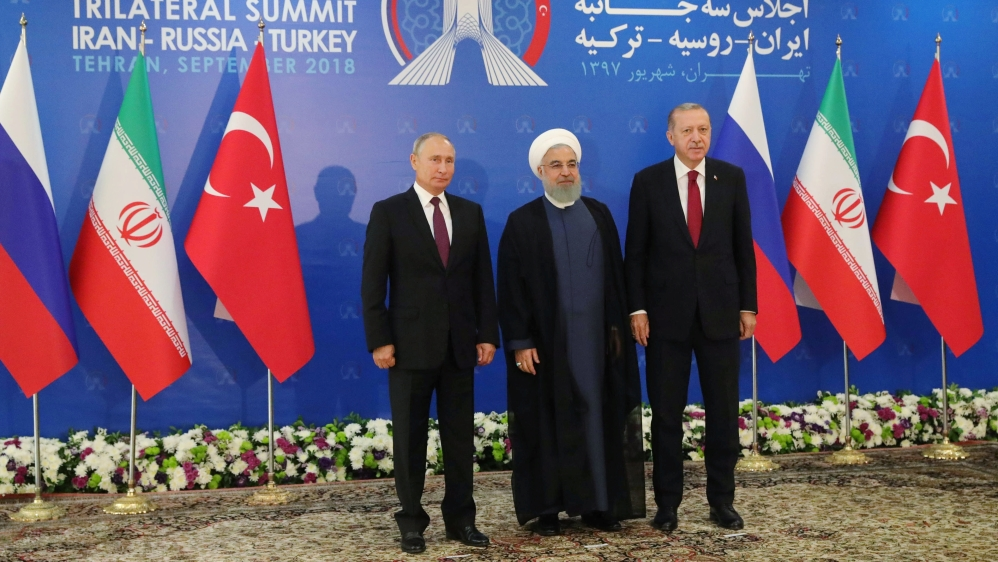 What does Iran want in northern Syria?