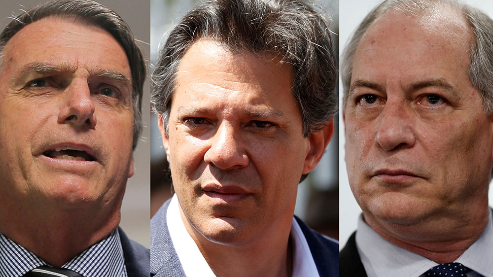 Brazil elections: A tight and turbulent race