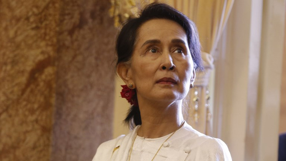 'Profoundly dismayed': Amnesty strips Suu Kyi of top honour thumbnail