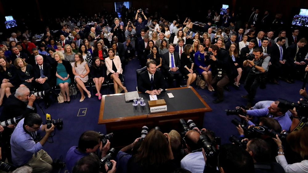 Brett Kavanaugh Confirmation Hearing Day 2
