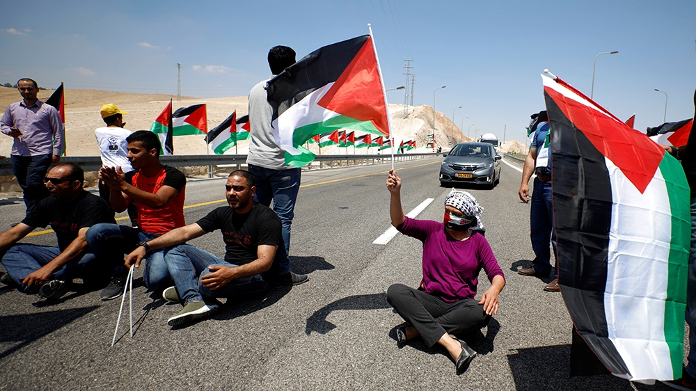 Israel gives Palestinians eight days to leave Khan al-Ahmar