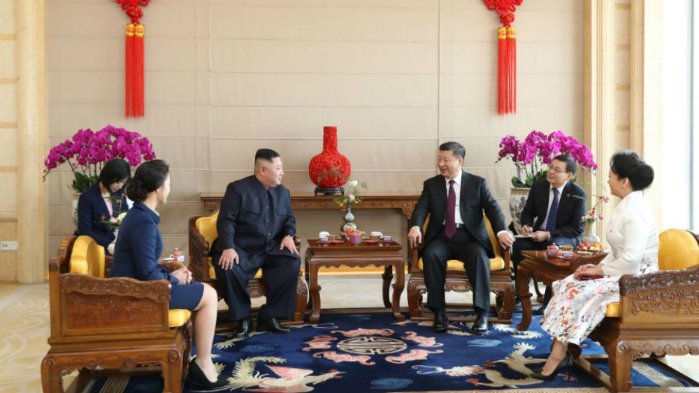 In talks with Kim, China's Xi backs second North Korea-US summit