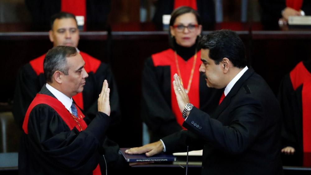 Peru, Paraguay recall diplomats over Maduro inauguration