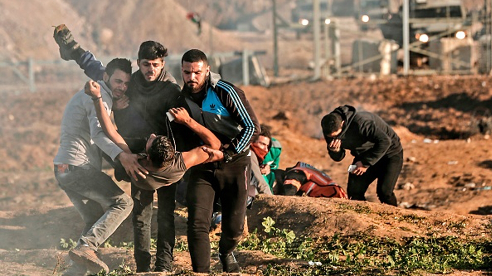 Israeli forces kill Palestinian woman during Gaza protests