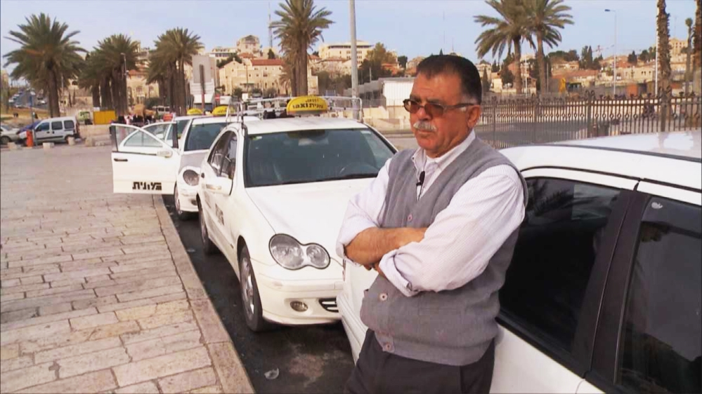 Jerusalem's Palestinian Cabbies